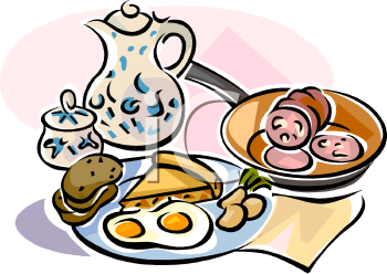 Clipart brunch buffet.