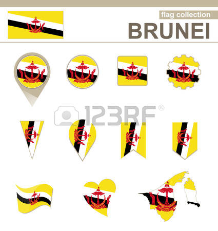 66 Brunei Darussalam Map Stock Illustrations, Cliparts And Royalty.
