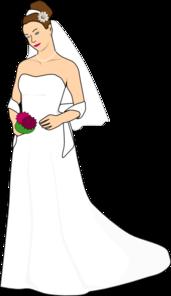 Bride Clip Art at Clker.com.