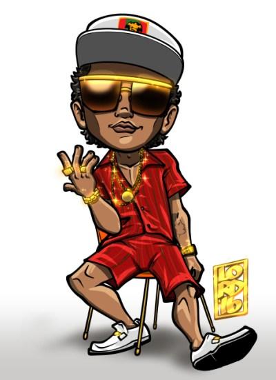 Bruno mars clipart 7 » Clipart Portal.