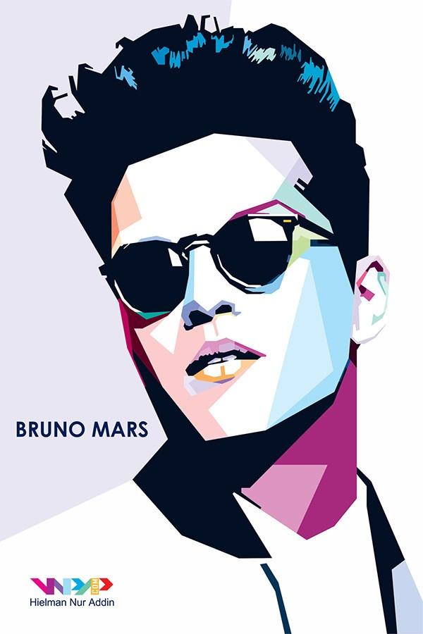 Bruno mars clipart 3 » Clipart Portal.
