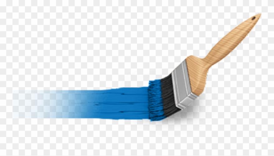 Paint Brush Clipart Transparent.