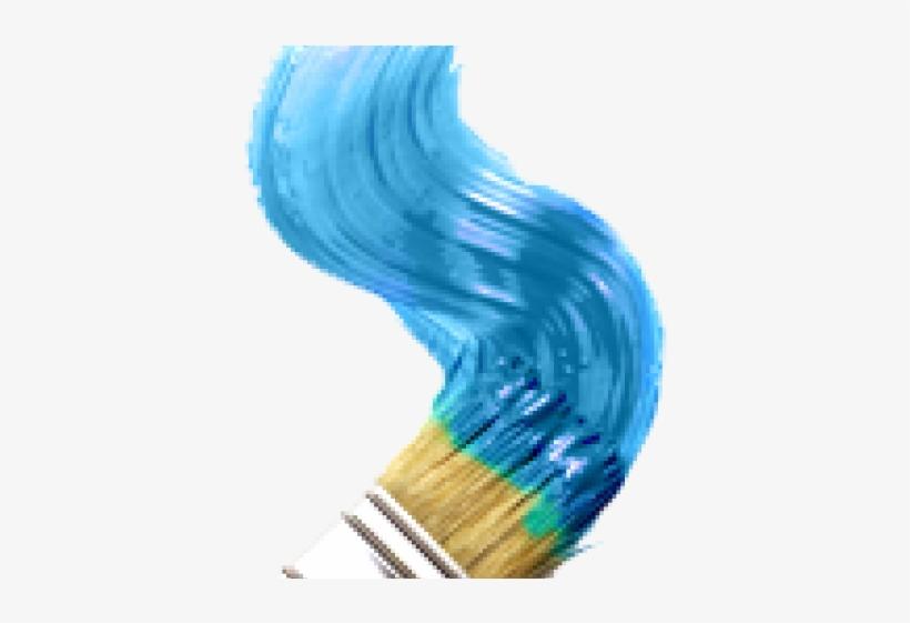 Paint Brush Clipart Transparent Background.