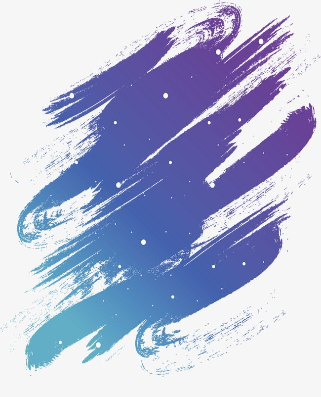 Blue Brush, Vector Png, Paint Brush, Plastering Effect PNG and.