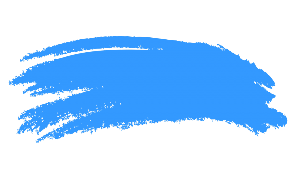 Brush Stroke Blue Coloring Background #47341.
