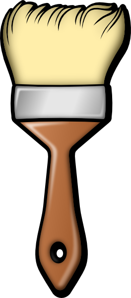Brush Clipart.