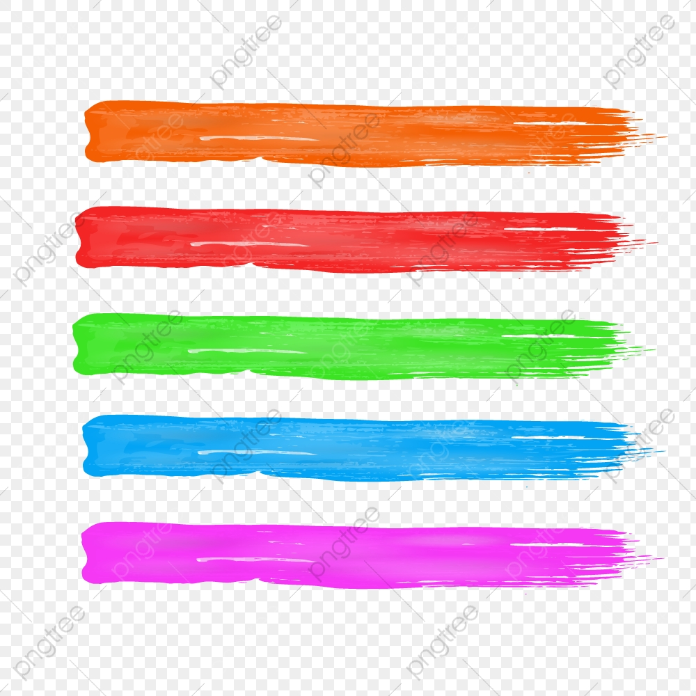 Vector Color Brush, Brush, Vector, Color PNG and Vector with.