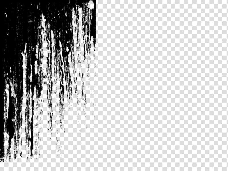 Desktop Scape Monochrome, ps brush effect transparent.