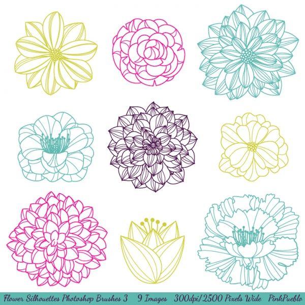 1000+ ideas about Flower Clipart on Pinterest.