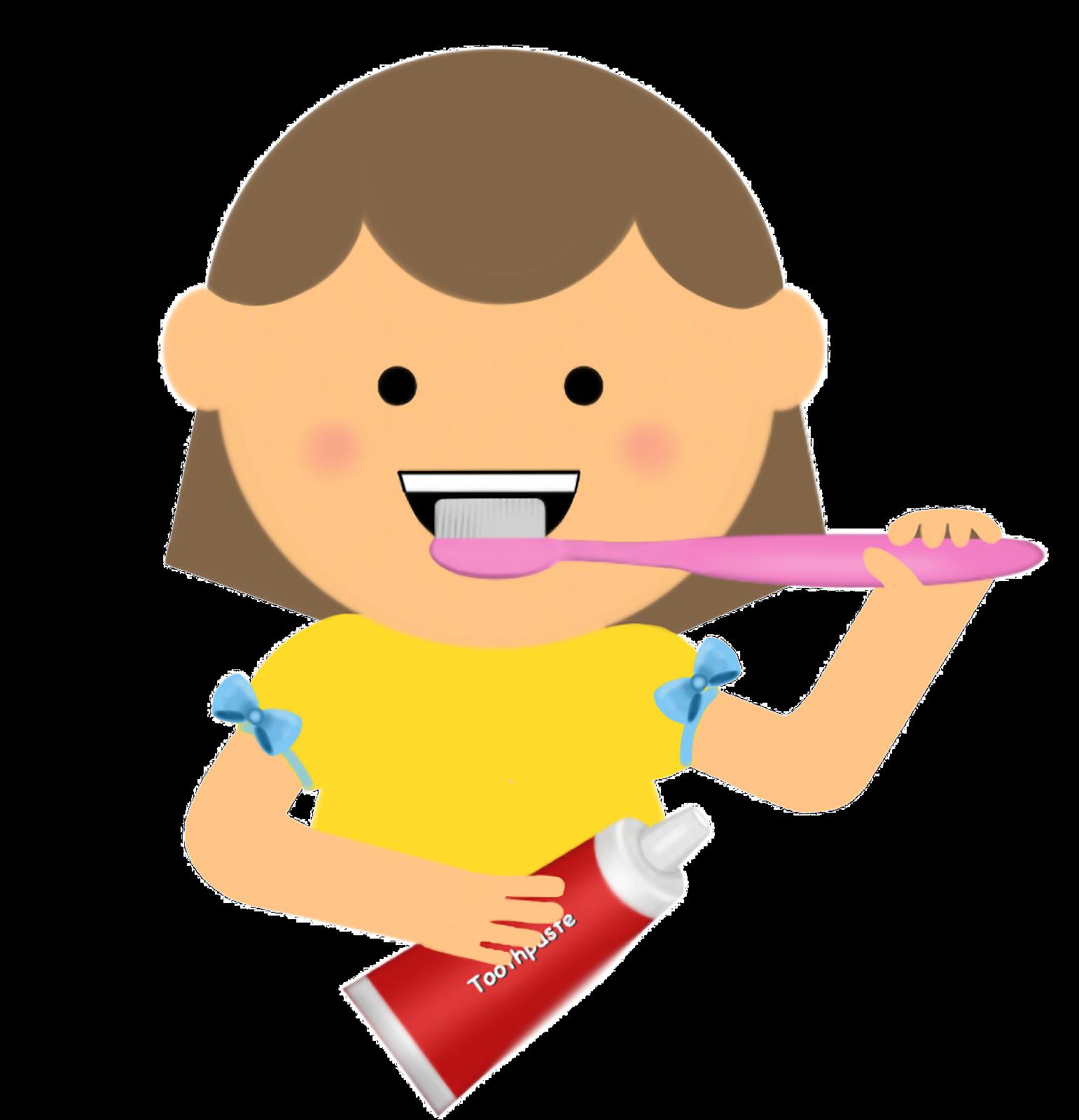 Image of Brush Teeth Clipart #5460, Brush Clip Art Is Like Free.