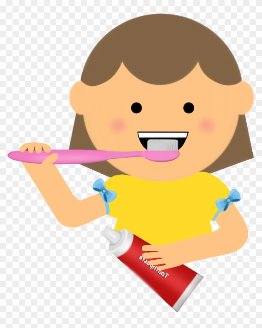 Animation Brush My Teeth , Png Download.