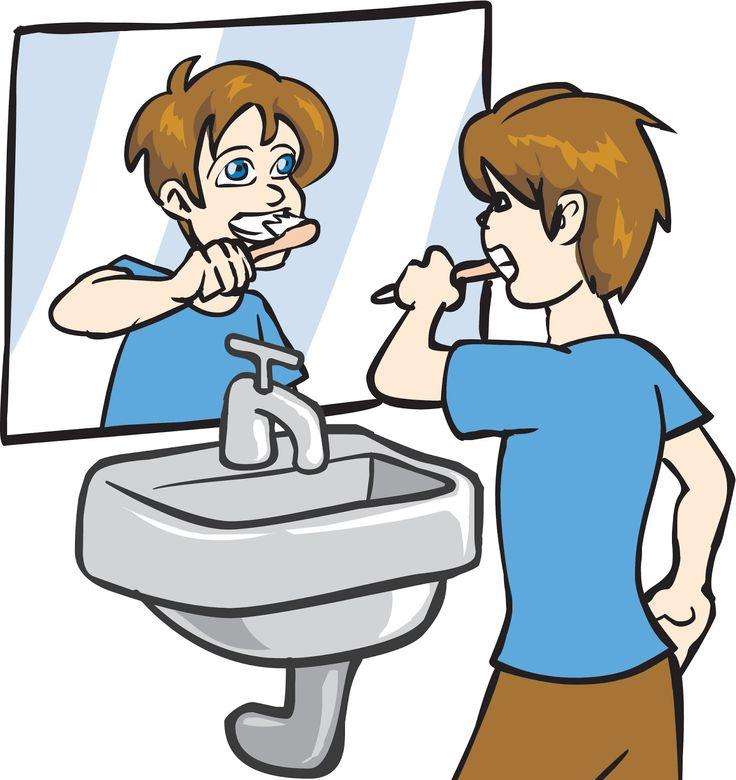 Brush my teeth clipart 8 » Clipart Station.