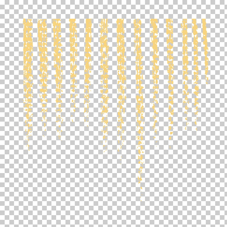 Yellow Angle Pattern, chalk brush clear yellow PNG clipart.