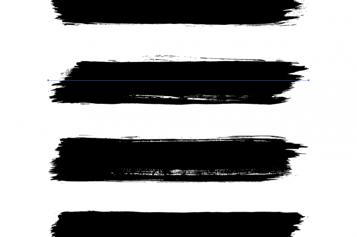 Free Brush Stroke Png Vector, Clipart, PSD.