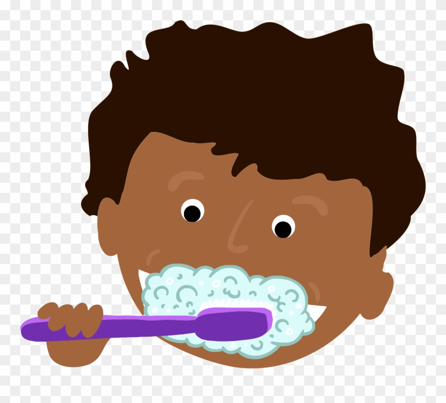 Free Clipart Brush Teeth.