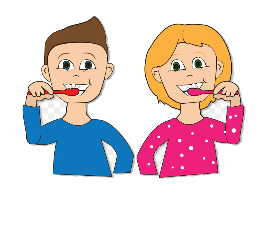 Brush Teeth Brushing Clipart Transparent Png.