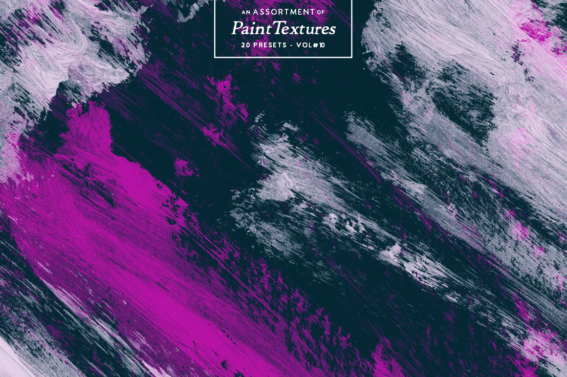 250+ High Quality Assorted Paint Textures (Photoshop Brushes + PNG.