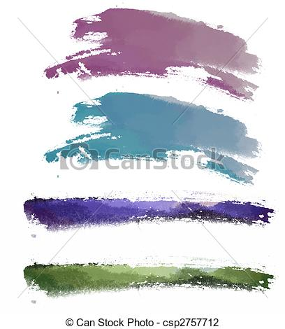 Brushwork Illustrations and Clip Art. 412 Brushwork royalty free.
