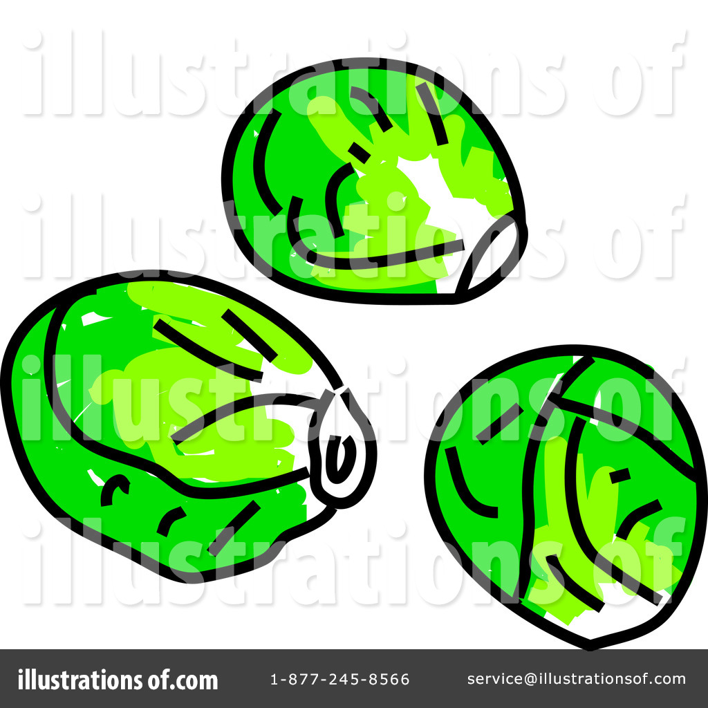 Brussels Sprouts Clipart #66172.