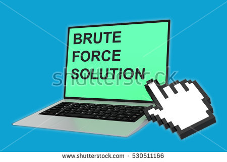 Brute Force Stock Photos, Royalty.