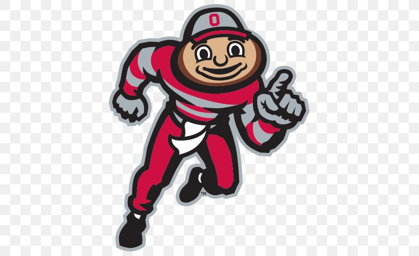Ohio State University Ohio State Buckeyes Football Brutus.