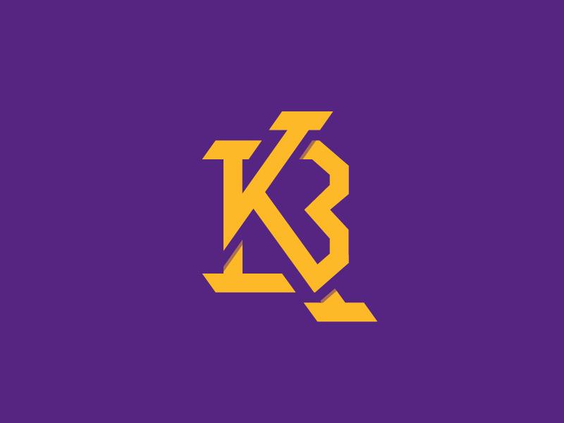 Kobe Bryant Logo by Evan Miles on Dribbble.
