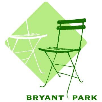 Bryant Park (@bryantparknyc).