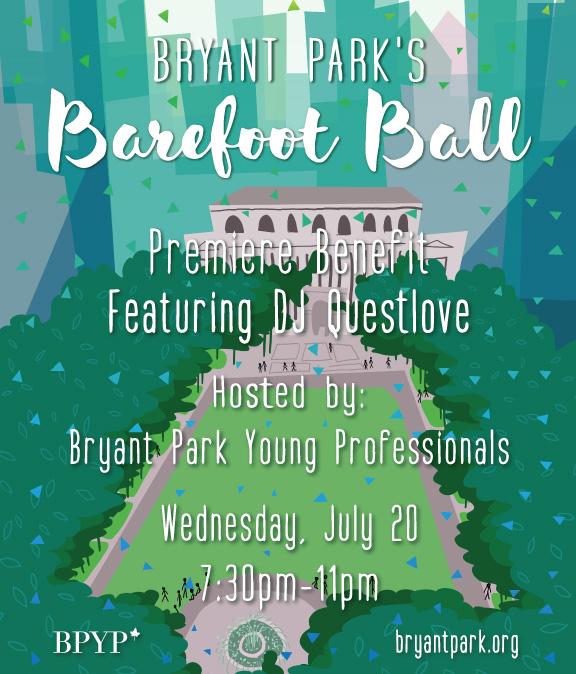 Bryant Park.
