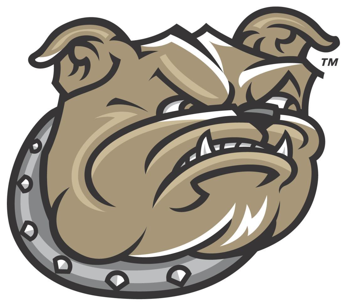 Bryant University Bulldogs.
