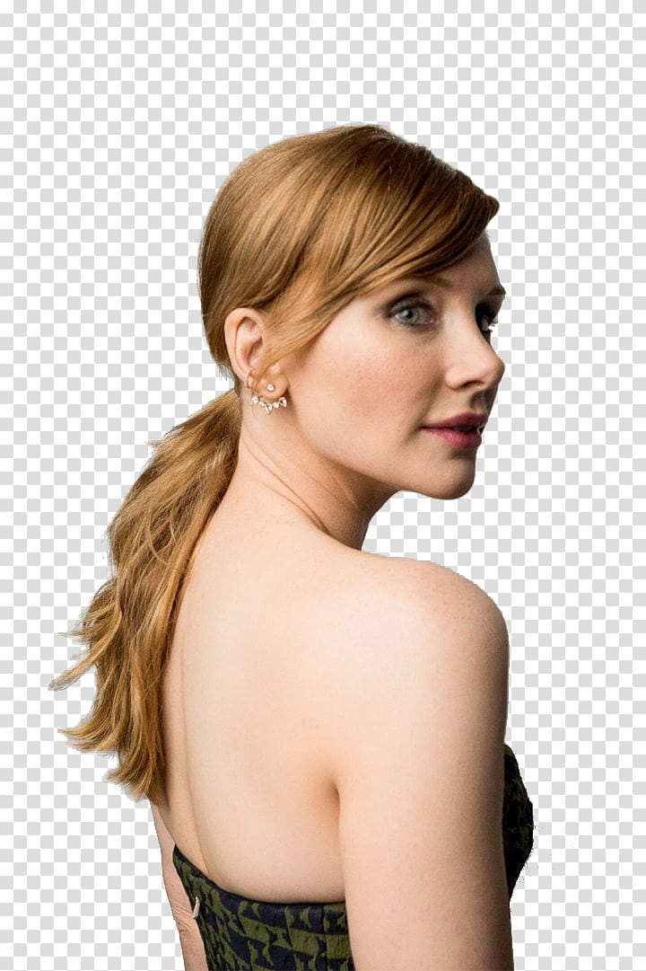 Bryce Dallas Howard transparent background PNG clipart.