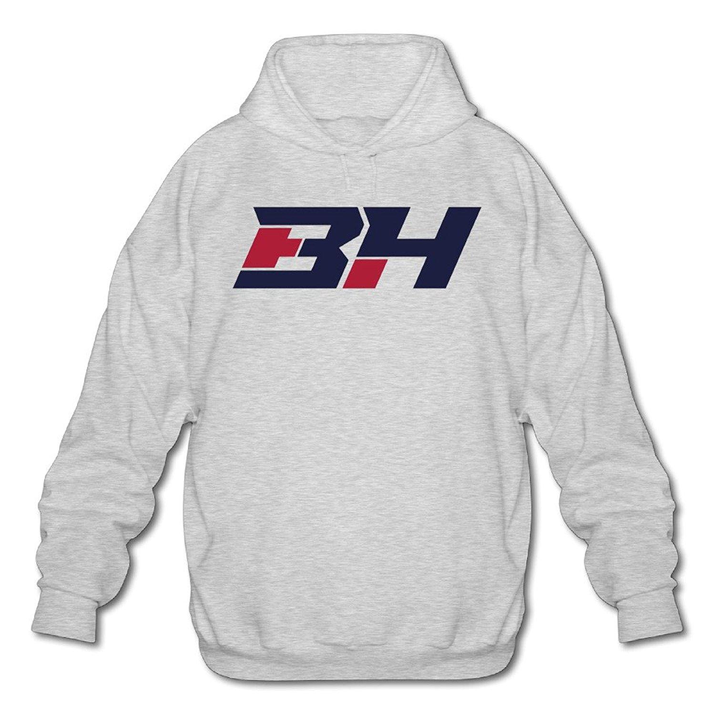 ALANT Mens Bryce Harper Logo Hoodie.