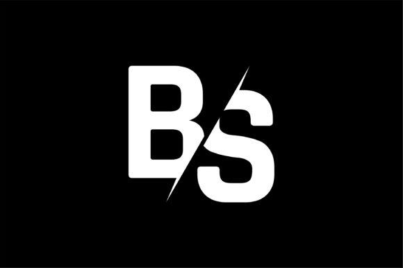 Monogram BS Logo.