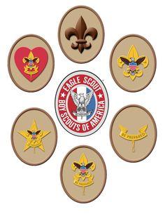 Boy Scout Ranks Clipart & Clip Art Images #22708.