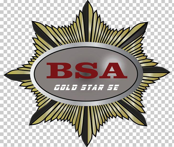 BSA Gold Star Birmingham Small Arms Company Logo Emblem Brand PNG.