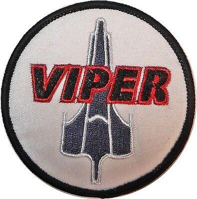 Battlestar Galactica BSG Viper Logo 3\