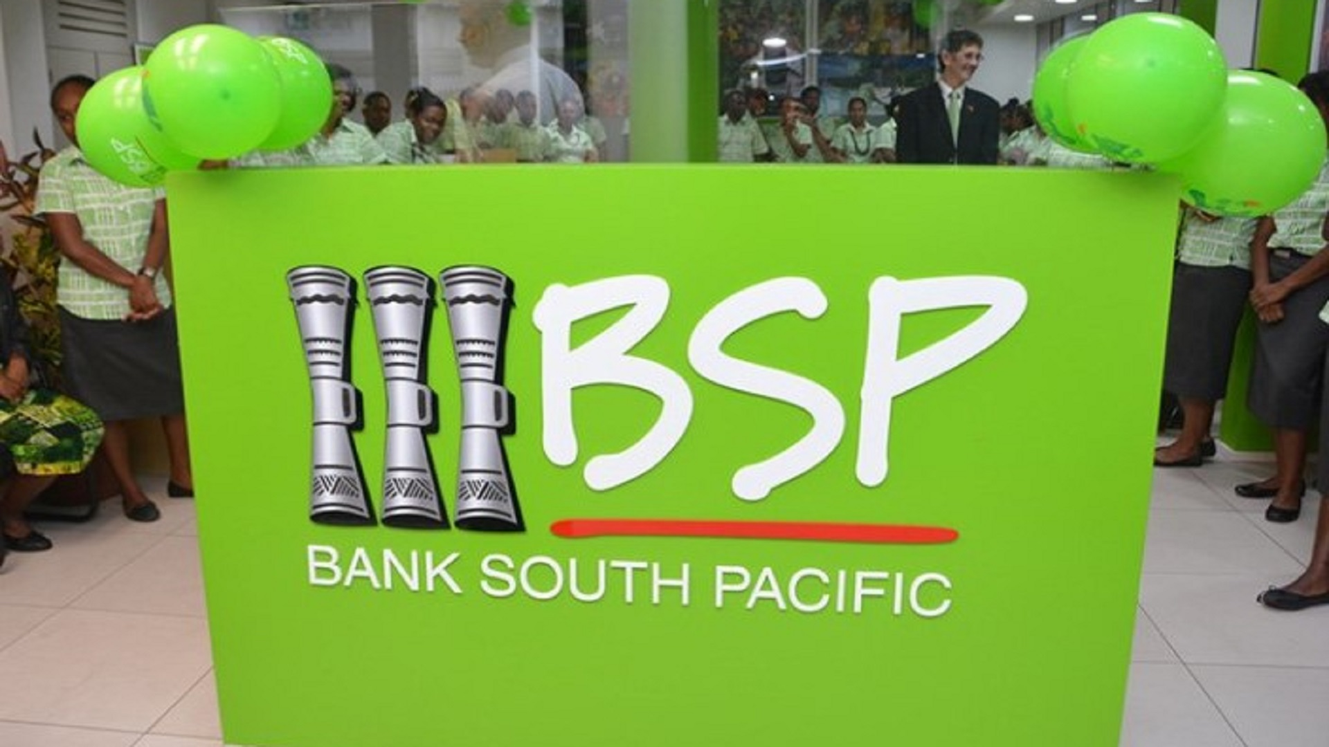 BSP: Faunt heads BSP Offshore Branches.
