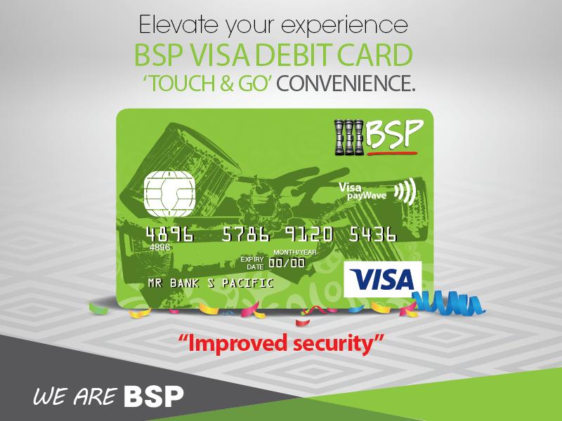 BSP EMV ENABLED CARD.