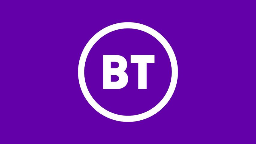 The new minimal BT logo is designed by Paul Franklin at.