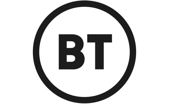 BT\'s new logo is a thing of incredible beauty.
