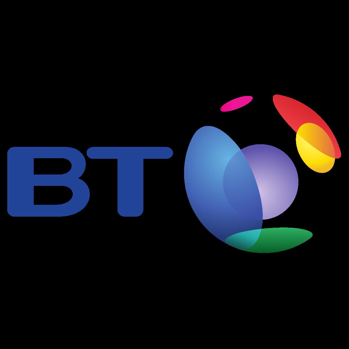 BT Logo Vector.