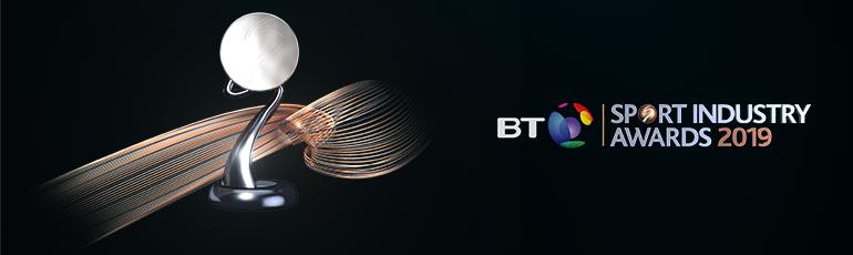BT Sport Industry Awards.