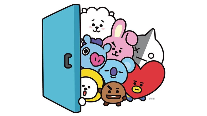 BT21 x UNIQLO collab to be available in Australian stores.
