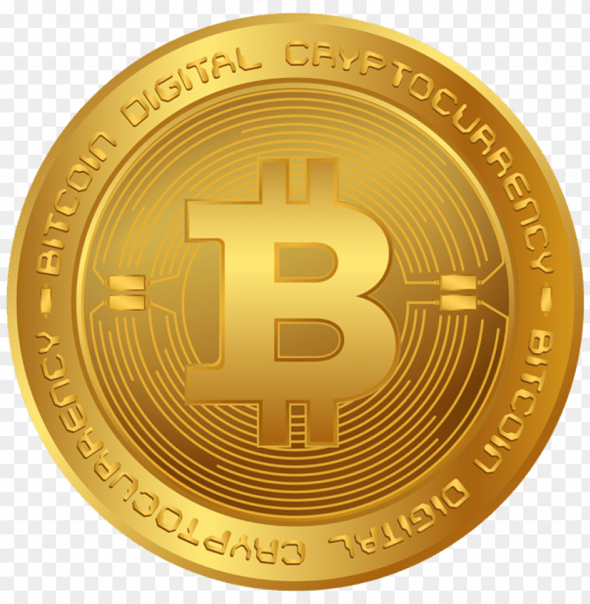 Download bitcoin btc cryptocurrency clipart png photo.