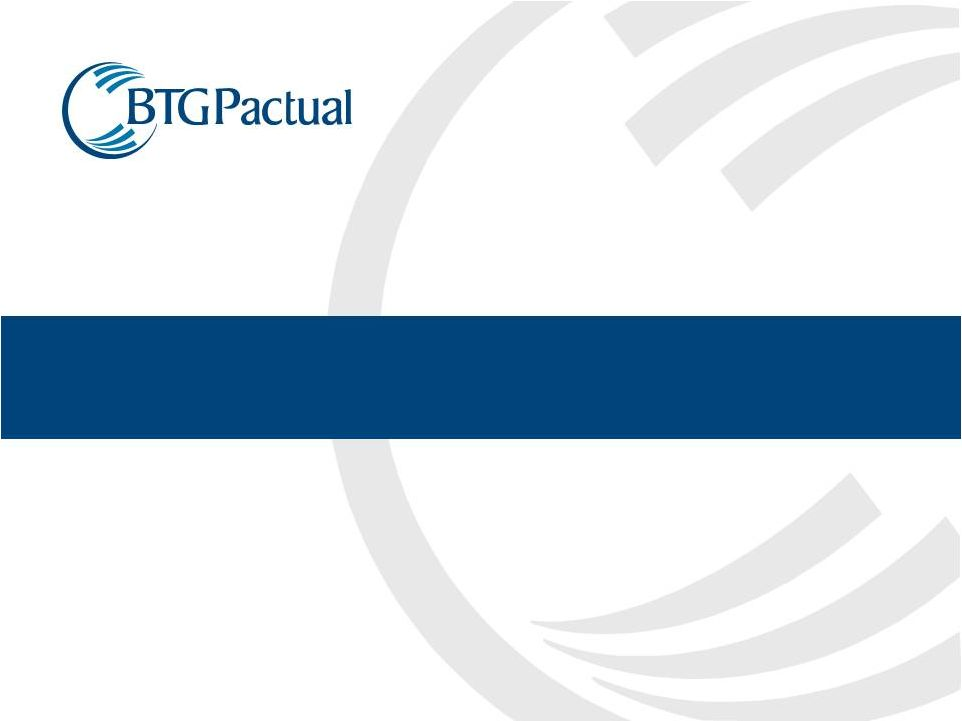 Valuation Report by BTG Pactual.