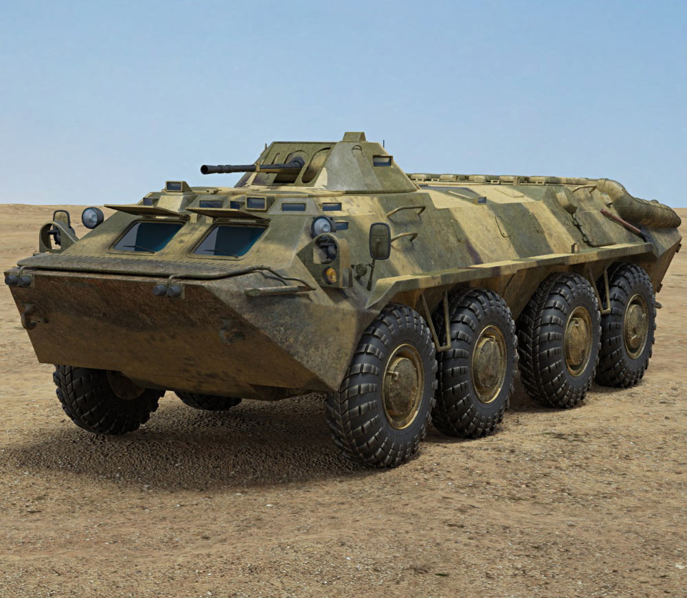 Military 3D Models.