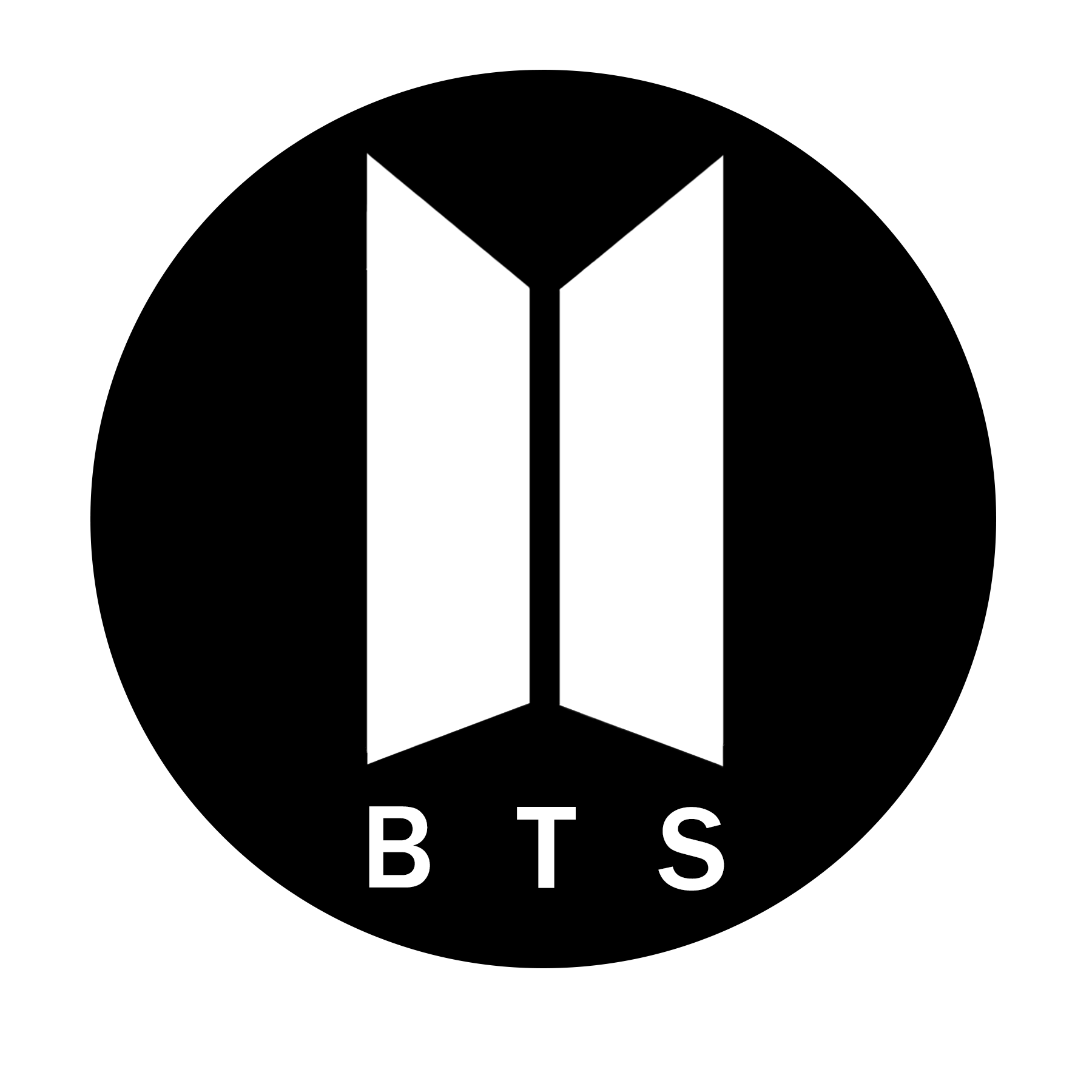 Explore More Awesome BTS Logos.