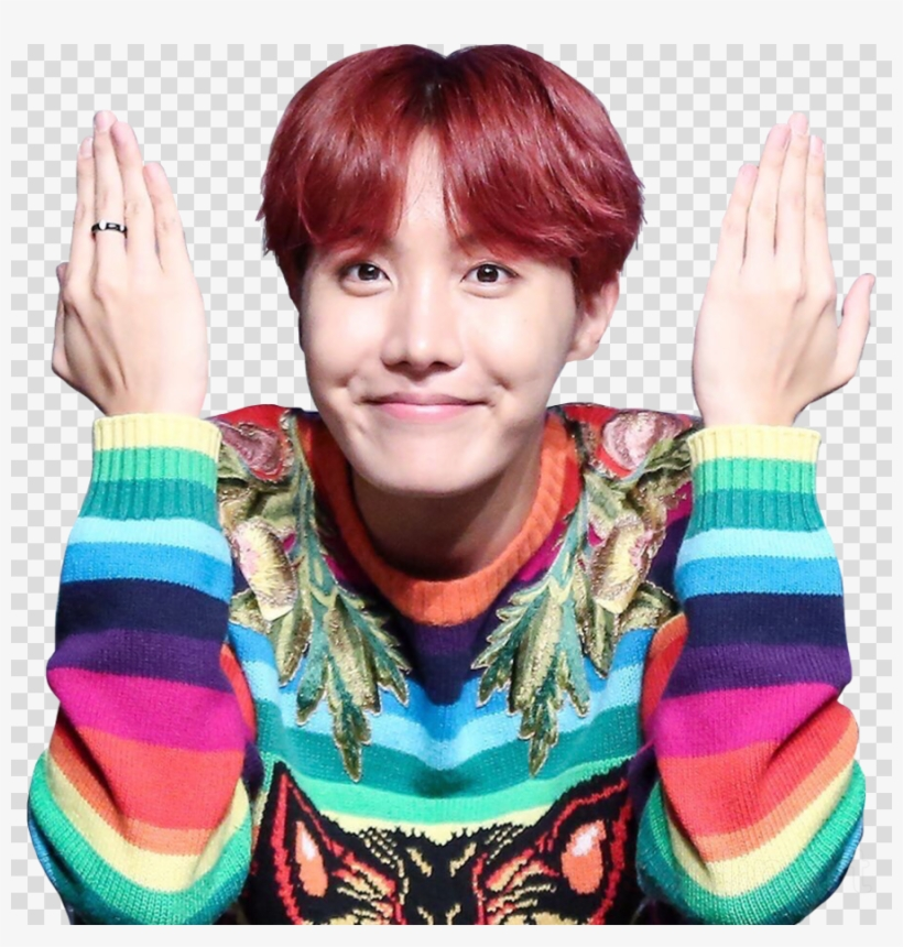 Download Jhope Cute Clipart Bts Love Yourself.