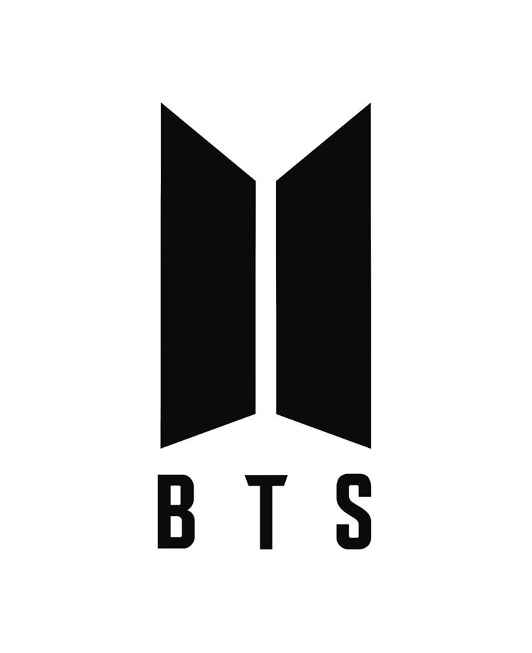 New BTS logo.