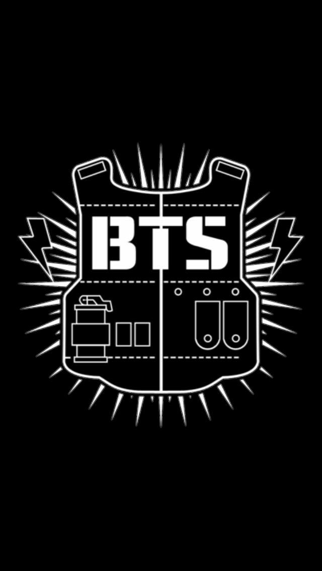 BTS logo png.