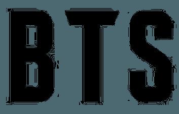 BTS Kpop Logo.